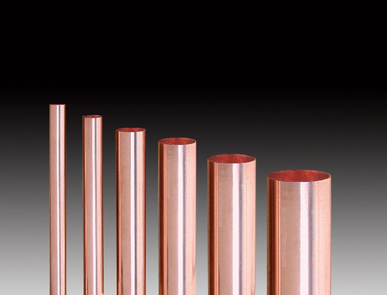 銅材料とその用途を区別する方法
